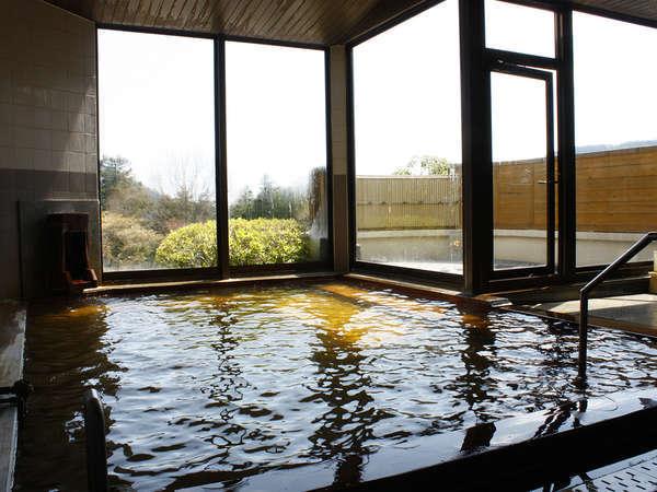箱根の名湯・強羅温泉ならではのにごり湯をご堪能ください。