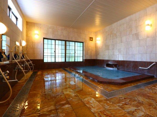 越後湯沢温泉名湯のひとつ「浦子の湯」は24時間後利用できるようになっています