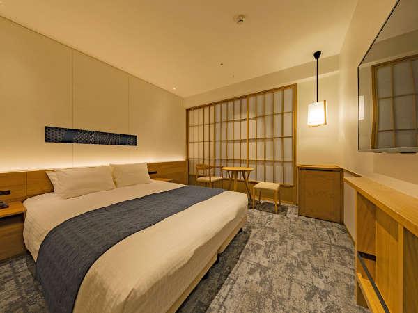 *【コンフォートダブル(イメージ)】当ホテルのメイン客室となるダブルベッドのお部屋。