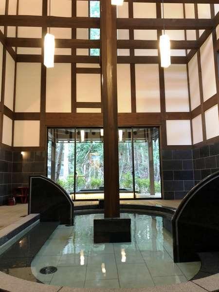 古民家共同浴場、蔵の湯・男内湯