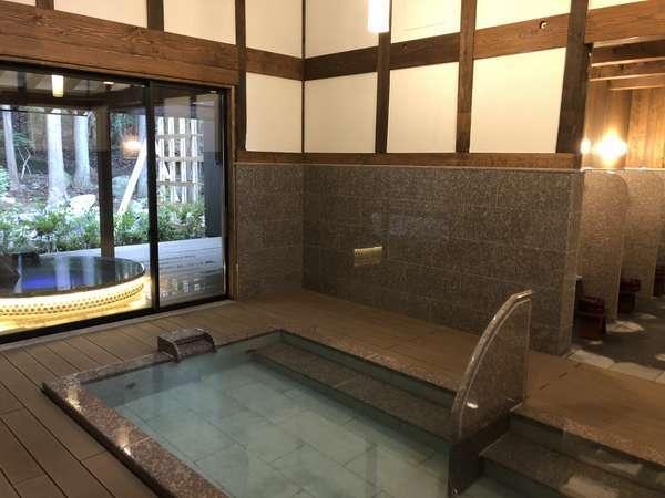 古民家共同浴場、蔵の湯・女内湯