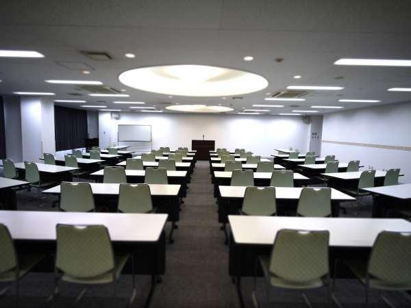 【別館ホール】TTSセンター6Fには最大収容人数100名以上の多目的ホールをご用意