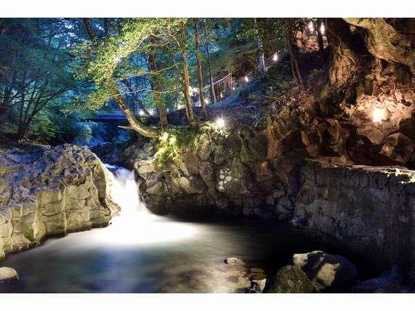カニ滝ナイトウォーク7月1日~8月31日19時~21時 当館より徒歩2分