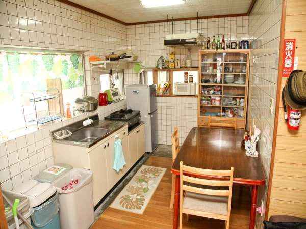 2階共同キッチン