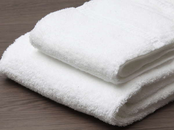 追加でタオルをご利用の際はお気軽にフロントにお問い合わせくださいませ。