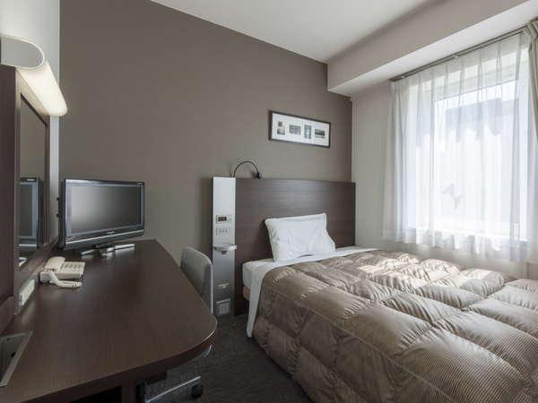 1ベッド◆ダブルエコノミー◆13~15平米◆140cm幅ベッド