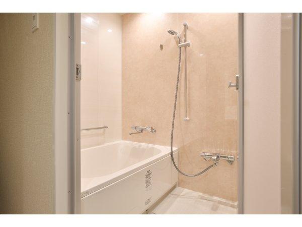 セパレートバス(洗面・トイレと別の浴室。)