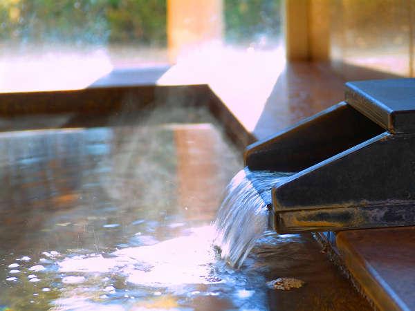 【はぎ温泉】旅の疲れを癒やしてくれる温泉。