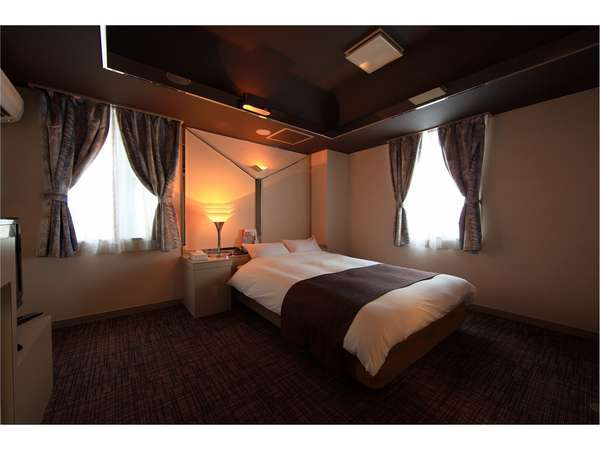 ダブルB(お部屋によって内装、レイアウトは異なります。予めご了承ください。)