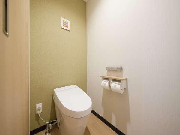 【ツインルーム】トイレ