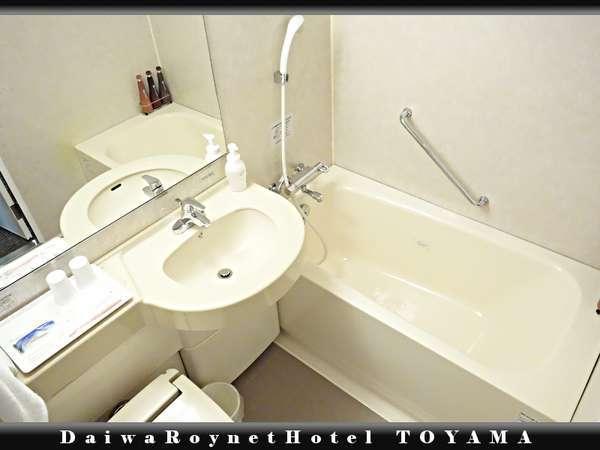 広々浴室♪