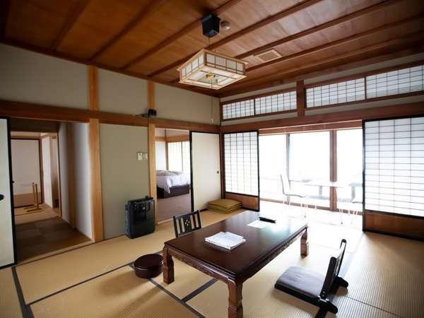 西書院特別室B(18畳+シャワー+トイレ)空調・Wi-Fi付