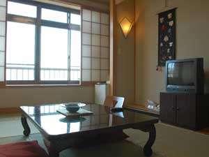 *【部屋一例】全室、海に面したお部屋をご用意しております♪