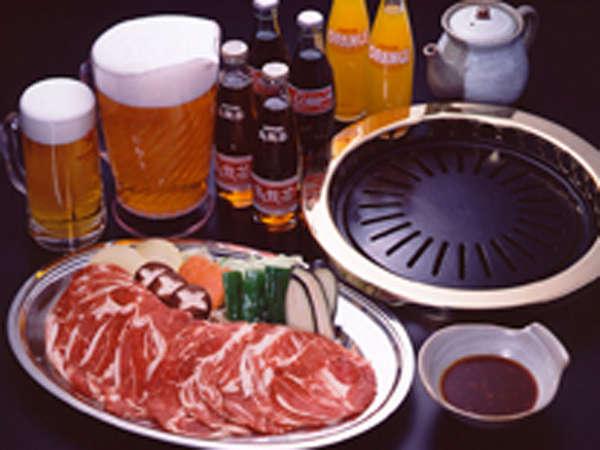 *ジンギスカン食べ放題&ビール工場直送ビール飲み放題プランが好評です。