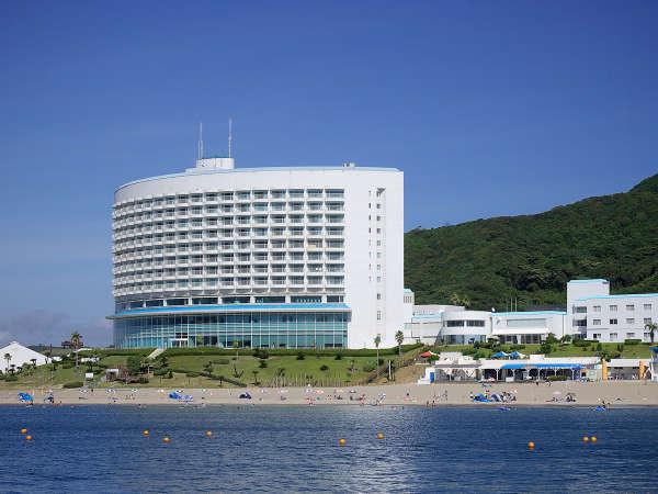 ≪伊良湖シーパーク&スパ≫三河湾を望む白亜のリゾートホテル