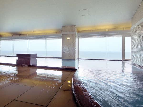 ≪大浴場 海の花≫永和温泉、中津川温泉より運び加温した天然温泉大浴場でのんびりリラックス。