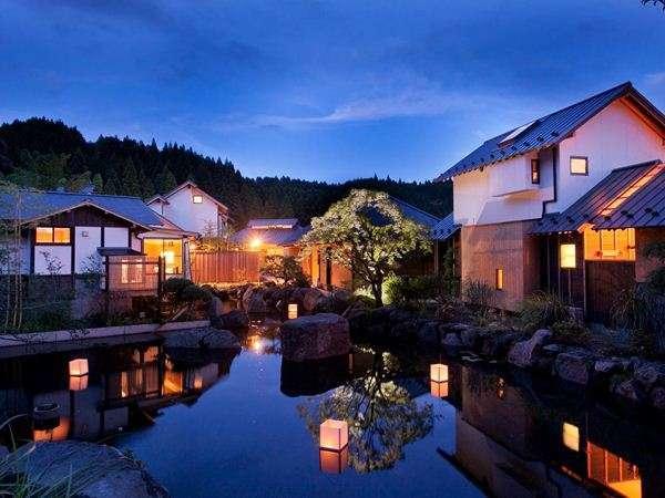【あその旅宿 鷹の庄】阿蘇の自然を堪能!温泉付離れ&個室食で安心プライベート温泉旅行