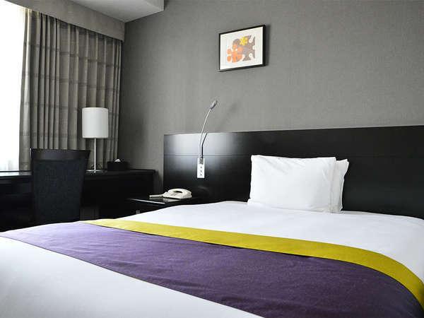 【客室】レディースシングル・部屋広さ…16㎡・宿泊人数…1~2名・ベッド幅…140cm
