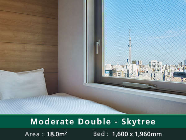 ModerateDouble-Skytree-Day
