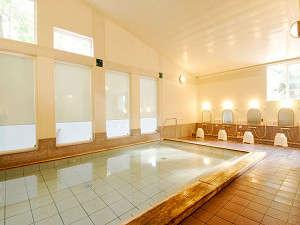 ご利用時間6:00~9:00 / 15:00~24:00  神鍋温泉・大浴場