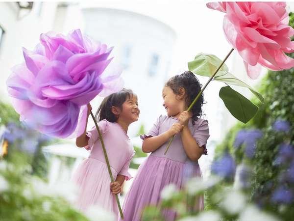 花咲くリゾナーレ