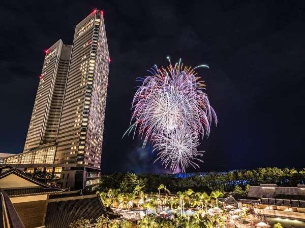 【シェラトン・グランデ・オーシャンリゾート】全室オーシャンビューで太平洋の絶景を一望。滞在型リゾートホテル