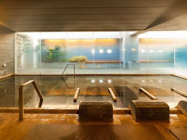 ■天然温泉大浴場 -男性内湯-