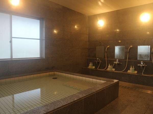 *【大浴場:男湯】平成28年に浴槽をリニューアルしました