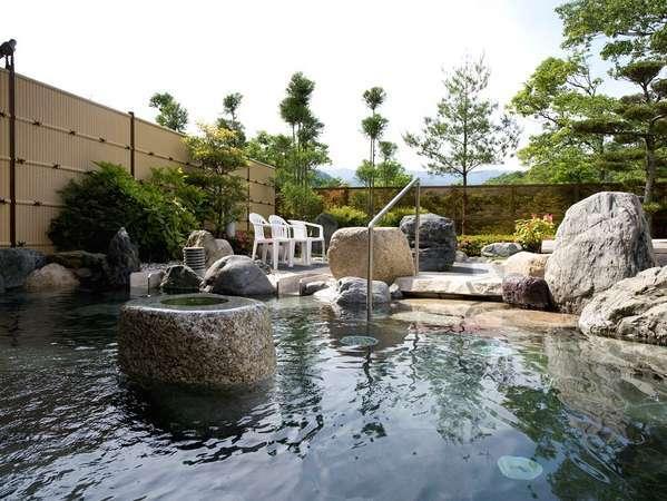日帰り温泉露天風呂宿泊のお客様は無料でご利用いただけます。(月曜日定休日)