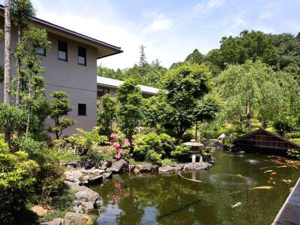 ふよう荘庭園