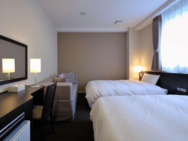 ◆ファミリーツイン◆当ホテルで一番人気のお部屋です。まずはここから売れちゃいます