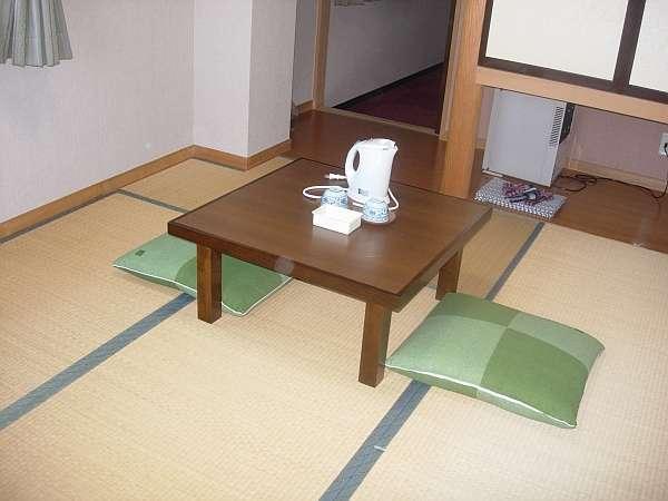和室(インターネット有、ユニットバス付)