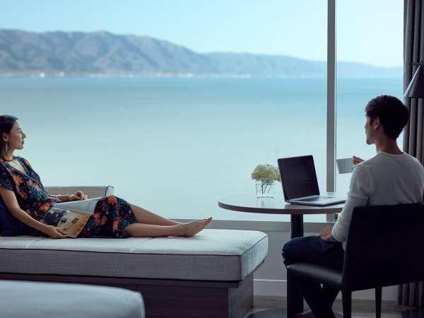 【琵琶湖マリオットホテル】夏休み期間も使えるクーポン発行中!湖畔のリゾートで煌めく旅を