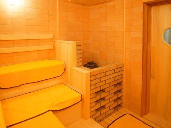 温泉浴場_サウナ