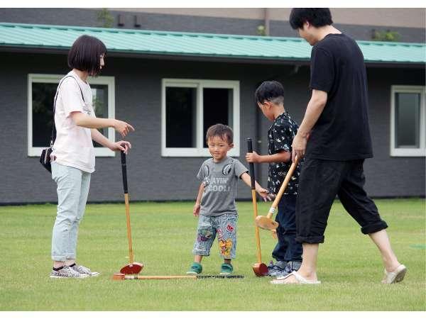 ■グラウンドゴルフ■