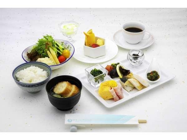 和食になります。一新記念として、南三陸直送のパンダ笹をお召し上がりいただけます。
