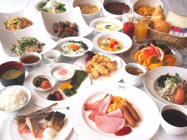 ご朝食(和洋食バイキング)7:00~10:00