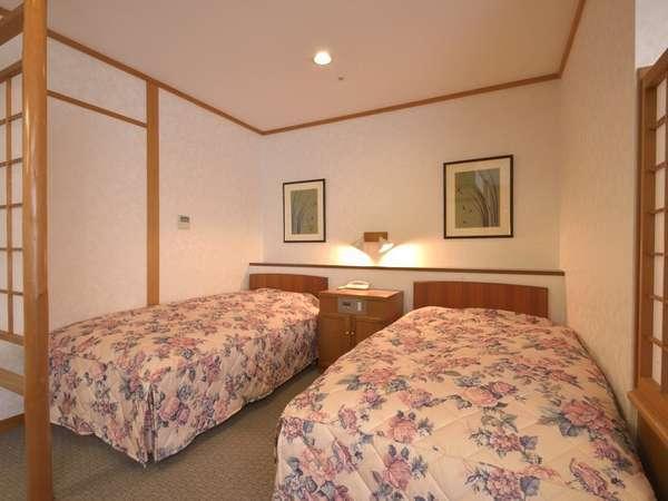 特別室イメージ ベッドスペース