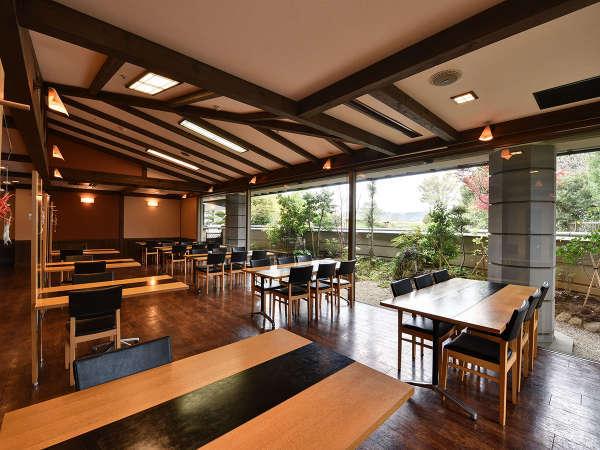 *レストラン大翔/和の風情を感じながらお食事をお楽しみ下さい。