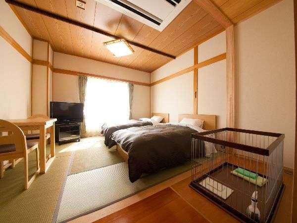 和室ツインルーム