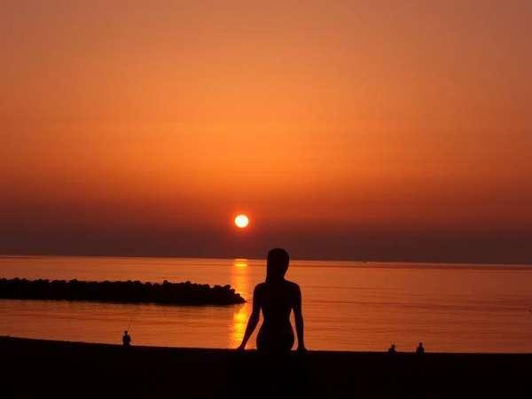 【鵜の浜温泉 ビーチホテル 竹清(たけせい)】鵜の浜海岸目の前の好立地!温泉と海の幸をリーズナブル&気軽に♪