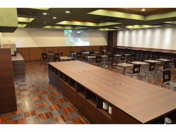 新朝食会場『ベルーナ』7月1日オープンしました。全54席でゆったりお食事が楽しめます!