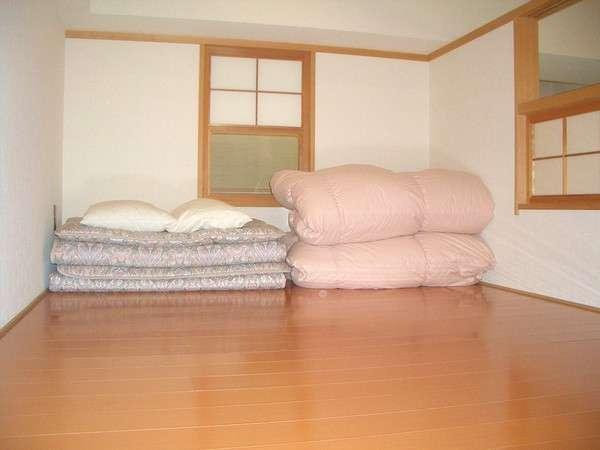 ロフト付和室(ロフト部分広さ3畳)