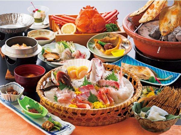 【寺泊鮮度自慢】寺泊の海の幸満載の鮮度抜群のお料理!迷ったらこのプラン!!