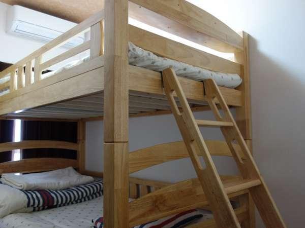 ツイン2段ベッドルーム