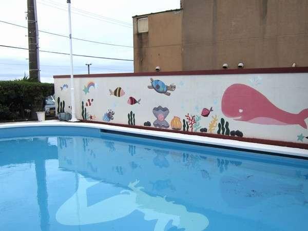 大人も子供も楽しめる!屋外プール♪ 夏季期間OPEN!