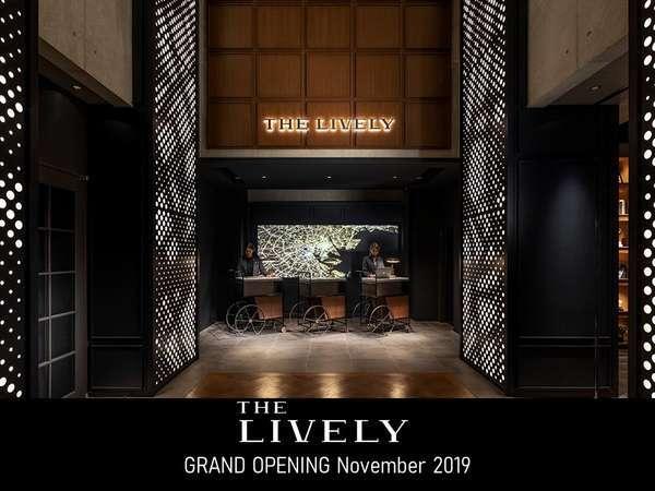 THE LIVELY AZABUJUBAN TOKYO(2019年11月OPEN)