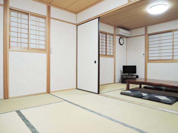 *【客室一例】和室