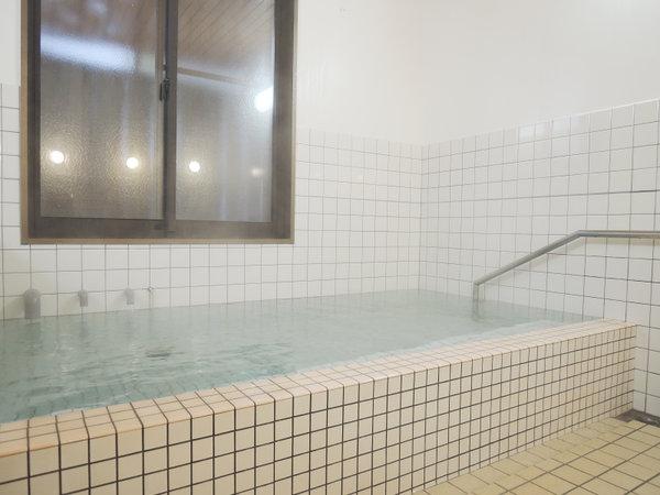 *【浴場(女湯)】トロトロとした美人の湯でリラックス