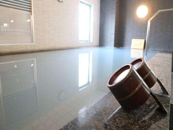 大浴場~和の雰囲気~